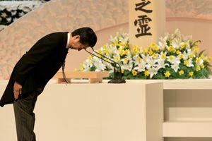Người Nhật tưởng niệm nạn nhân động đất, sóng thần năm 2011