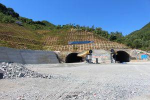 Hầm Cù Mông sẽ cán đích vào cuối năm 2018