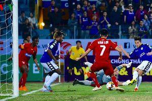 Vòng 1 V-League 2018: Hà Nội FC cùng Than Quảng Ninh chia sẻ ngôi đầu