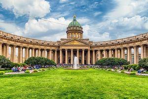 Cận cảnh những công trình tôn giáo đặc sắc nhất của Nga