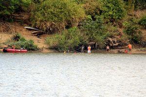 Đã tìm thấy thi thể 3 nam sinh bị đuối nước