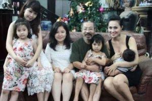 Những sao Việt có 'một nửa' xinh đẹp, chỉ đáng tuổi con