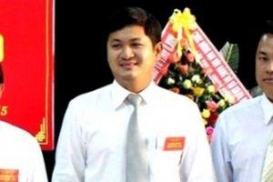 Ông Lê Phước Hoài Bảo mất chức Giám đốc Sở KHĐT Quảng Nam