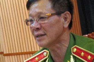 Trung tướng Phan Văn Vĩnh nói gì sau vụ bắt ông Nguyễn Thanh Hóa?