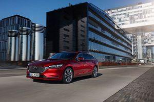 Ra mắt Mazda6 Wagon 2018 - đẳng cấp và sang trọng hơn