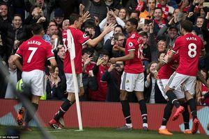 Bộ 3 Man Utd dẫn đầu đội hình xuất sắc nhất vòng 30 Premier League!
