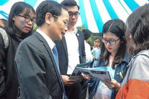 Trường ĐH Luật Hà Nội dự kiến lấy 2210 chỉ tiêu cho năm 2018