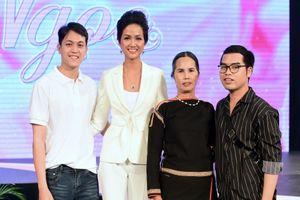 Hoa hậu H'Hen Niê lần đầu làm MC khiến cả nhà háo hức kéo nhau đi cổ vũ