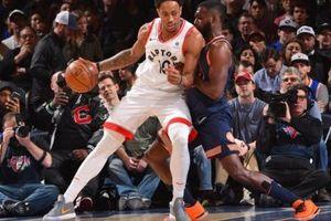 Raptors thắng dễ tại New York, Warriors thảm bại rời Minnesota