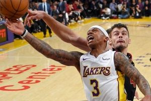 Cleveland Cavaliers 113-127 Los Angeles Lakers: Isaiah Thomas khiến King James câm lặng