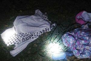 Tìm thấy quần áo bé gái 11 tuổi mất tích khi đi chăn trâu ở Huế