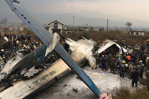 Máy bay rơi tại thủ đô Nepal, ít nhất 49 người thiệt mạng