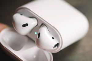 Apple AirPods 2 hỗ trợ chống ồn và thời gian dùng pin tốt hơn?