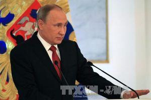 Tổng thống Putin: Sự giàu có của Nga sẽ lớn lên nhờ Bắc Cực