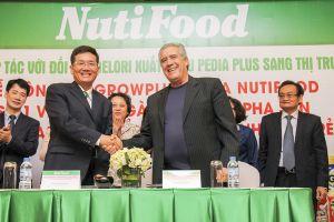 NutiFood tiếp tục vị trí quán quân ngành sữa đặc trị