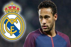 Real thanh lý liền 8 cầu thủ để gom tiền mua siêu sao Neymar