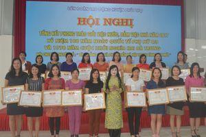 Triển khai hiệu quả các hoạt động chăm lo cho nữ CNVCLĐ