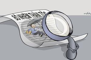 'Bổ nhiệm thần tốc': Cần xử lý triệt để và minh bạch thông tin