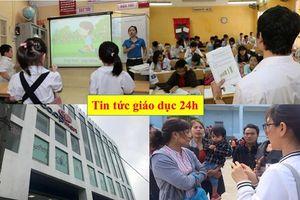 Tin tức giáo dục 24h: Có xử lý hình sự vụ giáo viên quỳ gối?; Lao vào nghề 'hot' sẽ 'được mùa, mất giá'
