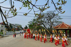 Hà Nội: Đền Cẩm Sơn, xã Cổ Đô được xếp hạng di tích Lịch sử Văn hóa