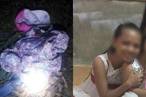 Bé gái 11 tuổi mất tích: Quần áo được phát hiện gần bãi rác