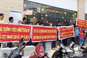 Dự án Tân Bình Tower: Cư dân lại vây chủ đầu tư đòi nhà