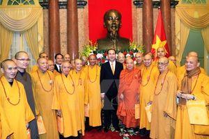 Phật giáo đồng hành với sự phát triển ở Việt Nam