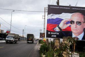 Trực thăng chở ông Putin từng bị tấn công ở Chechnya
