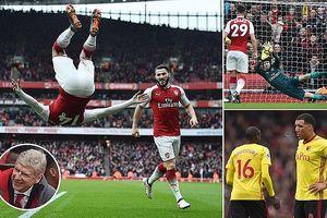 Arsenal cán mốc 1.000 bàn thắng nhờ thương hiệu… Đức
