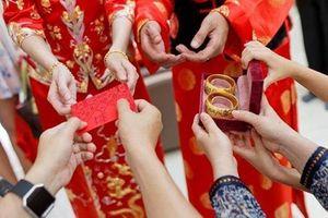 Đột nhập phòng tân hôn trộm tiền, vàng mừng cưới
