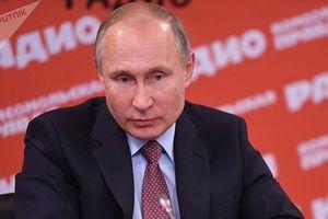 Ông Putin kể vụ trực thăng chở mình bị bắn ở Chechnya
