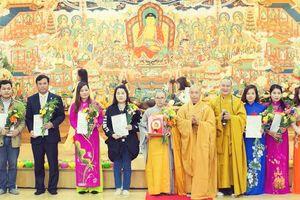 Lễ công nhận Hội Phật tử Việt Nam tại Hàn Quốc