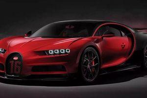 Khám phá Bugatti Chiron Sport giá hơn 74 tỷ đồng vừa ra mắt