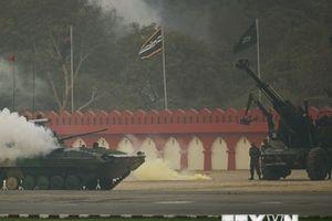 Ấn Độ trở thành nhà nhập khẩu vũ khí lớn nhất thế giới