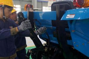 Thaco của tỷ phú đô la Trần Bá Dương tung ra 3.000 máy nông nghiệp