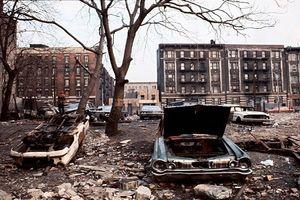 Bất ngờ một thành phố New York khốn khó những năm 1970