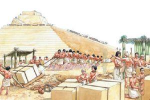 Tiết lộ bất ngờ về người xây kim tự tháp Ai Cập