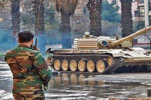 Không phải T-90, đây mới là người hùng của Syria tại Đông Ghouta