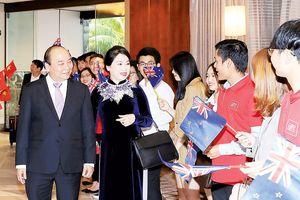 Thủ tướng Nguyễn Xuân Phúc thăm Đại học Công nghệ Auckland