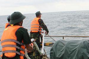 Cứu kịp thời 2 ngư dân gặp nạn trên biển Đà Nẵng