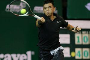 Lý Hoàng Nam dễ dàng vào vòng 2 đơn nam giải quần vợt nhà nghề Ấn Độ