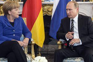 Được Thủ tướng Đức gửi bia, ông Putin tặng lại món quà gì?