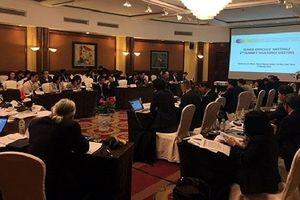 Quan chức cấp cao thảo luận về chương trình nghị sự Hội nghị Thượng đỉnh GMS