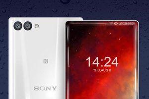 Flagship mới của Sony sẽ có màn hình không viền, độ phân giải 4K