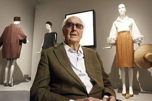 Vĩnh biệt huyền thoại thời trang Hubert de Givenchy