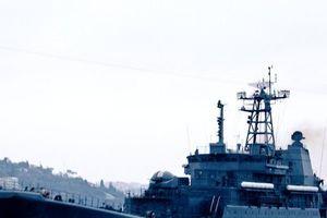 Hải quân Nga điều tàu chiến khủng tới Syria