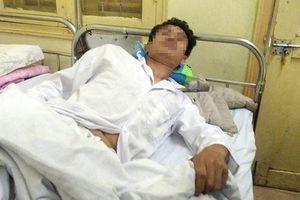 Bảo vệ Bệnh viện K bị tố đánh người nhà bệnh nhân nhập viện