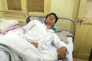 BV K thông tin về vụ việc bảo vệ bệnh viện đánh người nhà trọng thương