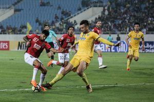 FLC Thanh Hóa lại hòa bạc nhược trên sân nhà Mỹ Đình trước Bali United