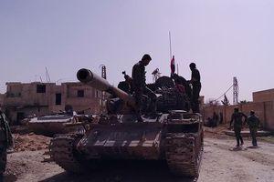 'Quả đấm thép' Syria cắt Đông Ghouta thành 3 'nồi hầm', hệ thống phòng ngự thánh chiến sụp đổ